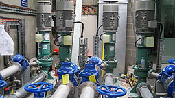 Vaughan chopper pumps solve ragging issues at Mt Martha Sewage Treatment Plant in Melbourne