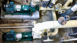 Vaughan chopper pumps provide years of reliable digester recirc service for Rosedale WWTP