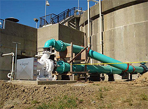 Digester trial compares Rotamix mixing system with gas mixing