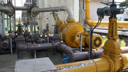 Two Rotamix process mixing systems supplied for difficult greasy waste application in Singapore