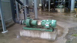 Vaughan chopper pumps ensure clog-free operation for major NSW waste recyling plant