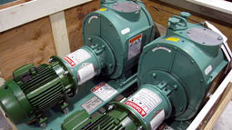 Penrith WWTP solves clogging problems by installing Vaughan self-priming chopper pumps